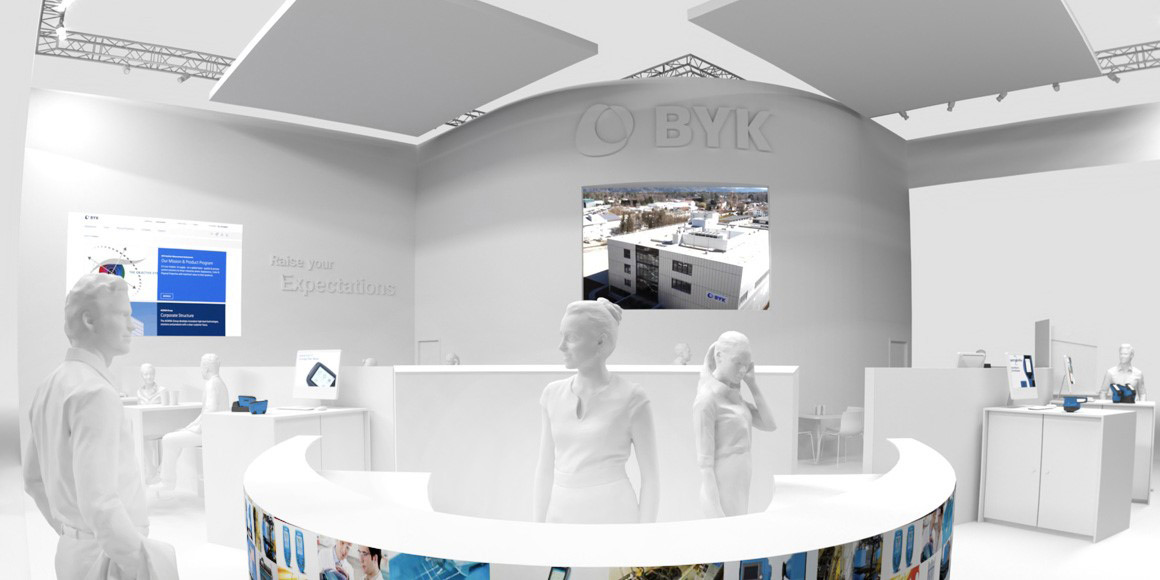 BYK Instruments Virtual Booth